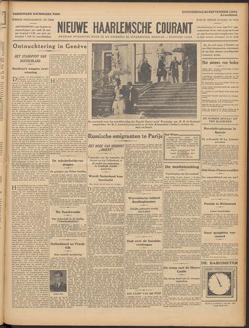 Nieuwe Haarlemsche Courant 1934-09-20