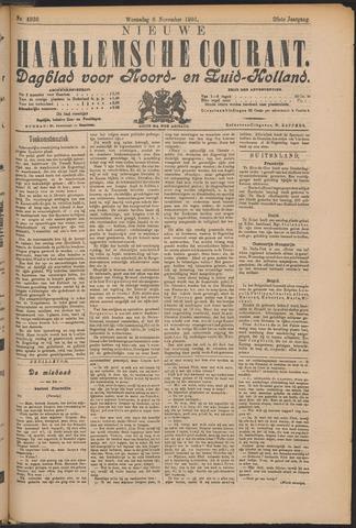 Nieuwe Haarlemsche Courant 1901-11-06