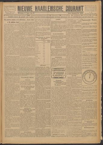 Nieuwe Haarlemsche Courant 1927-04-27