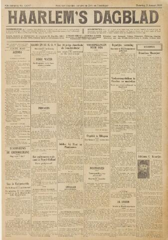Haarlem's Dagblad 1926