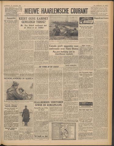 Nieuwe Haarlemsche Courant 1951-01-27