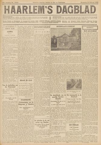 Haarlem's Dagblad 1926-02-10
