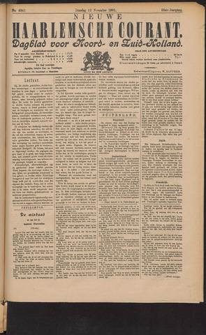Nieuwe Haarlemsche Courant 1901-11-12