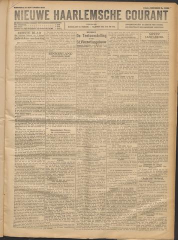 Nieuwe Haarlemsche Courant 1920-09-20