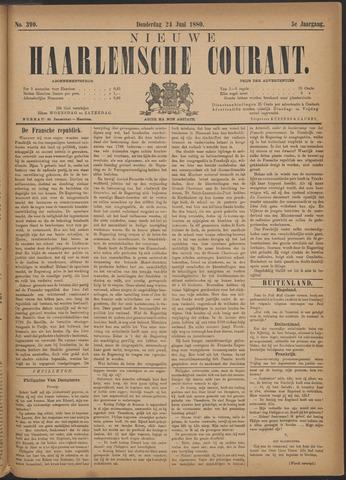 Nieuwe Haarlemsche Courant 1880-06-24