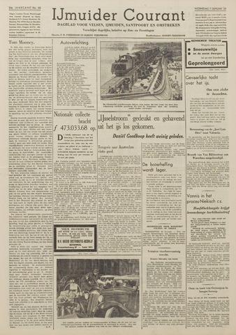 IJmuider Courant 1939-01-11