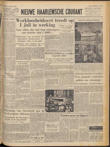 Nieuwe Haarlemsche Courant 1952-02-20