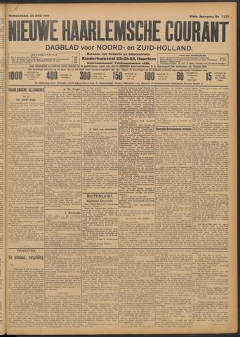 Nieuwe Haarlemsche Courant 1910-08-25