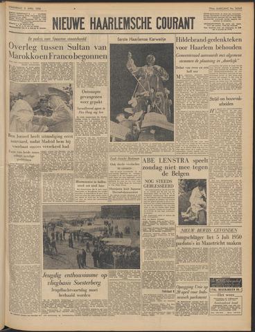 Nieuwe Haarlemsche Courant 1956-04-05