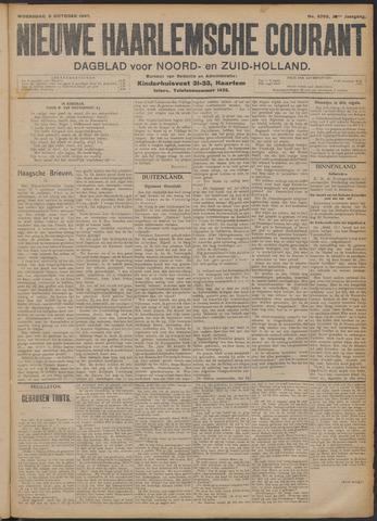 Nieuwe Haarlemsche Courant 1907-10-09
