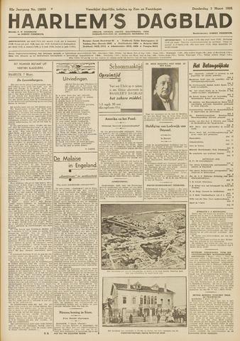 Haarlem's Dagblad 1935-03-07