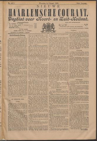 Nieuwe Haarlemsche Courant 1900-02-14