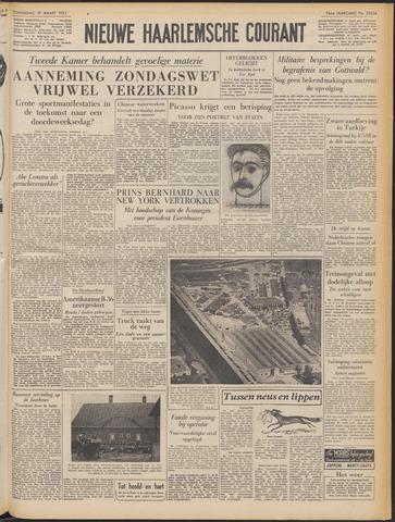 Nieuwe Haarlemsche Courant 1953-03-19