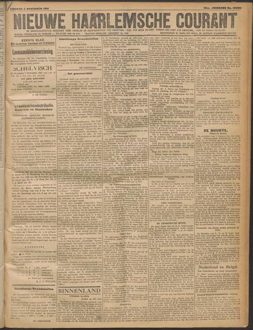 Nieuwe Haarlemsche Courant 1919-11-04