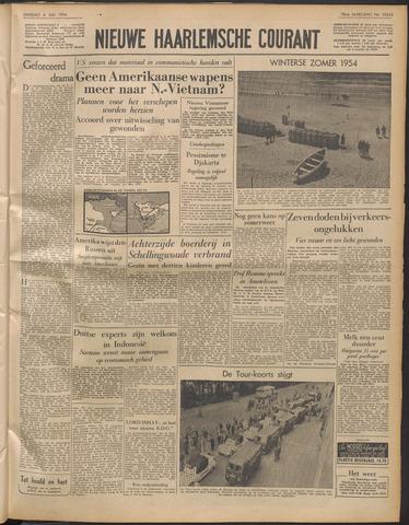Nieuwe Haarlemsche Courant 1954-07-06