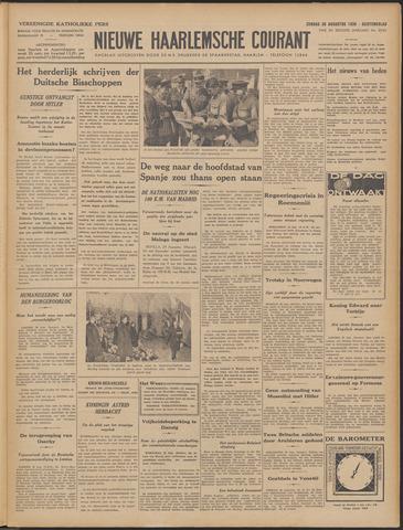 Nieuwe Haarlemsche Courant 1936-08-30