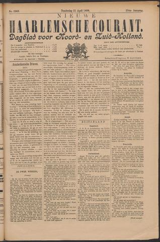 Nieuwe Haarlemsche Courant 1898-04-21