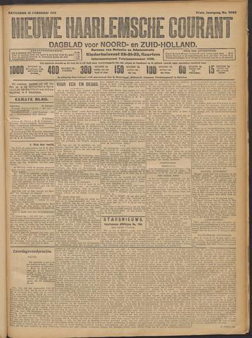 Nieuwe Haarlemsche Courant 1913-02-15