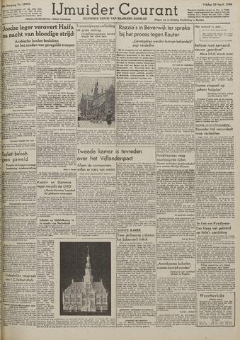 IJmuider Courant 1948-04-23