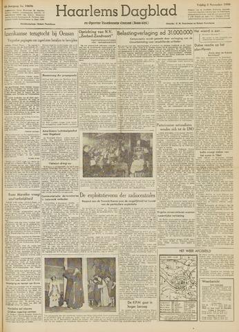 Haarlem's Dagblad 1950-11-03