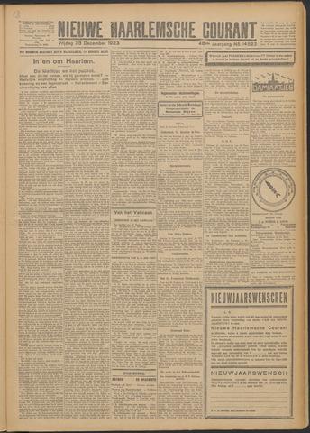 Nieuwe Haarlemsche Courant 1923-12-28