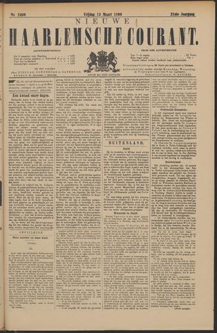 Nieuwe Haarlemsche Courant 1896-03-13