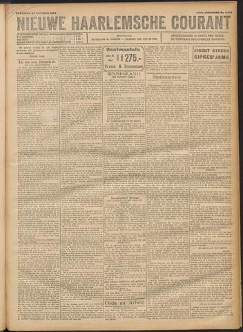 Nieuwe Haarlemsche Courant 1920-10-23