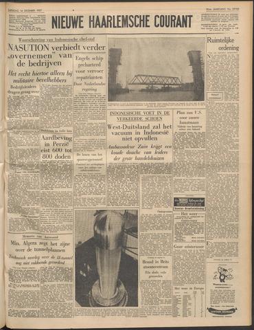 Nieuwe Haarlemsche Courant 1957-12-14