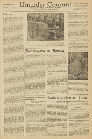 IJmuider Courant 1945-12-21