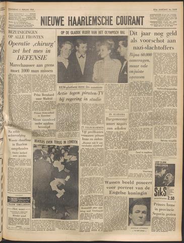 Nieuwe Haarlemsche Courant 1964-02-06