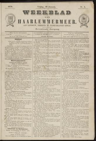Weekblad van Haarlemmermeer 1876-01-21