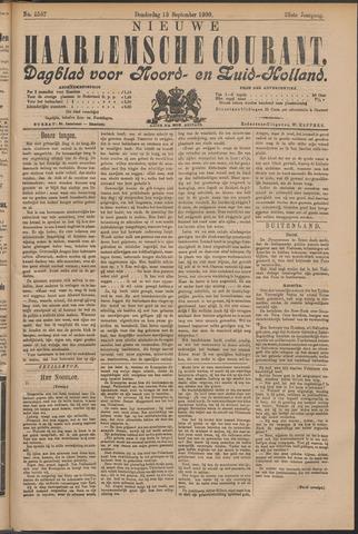 Nieuwe Haarlemsche Courant 1900-09-13