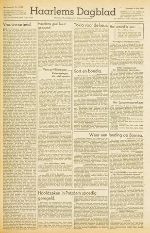 Haarlem's Dagblad 1945-07-23