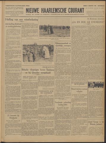 Nieuwe Haarlemsche Courant 1940-08-04