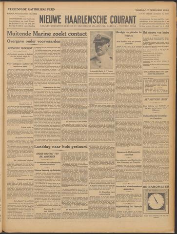 Nieuwe Haarlemsche Courant 1933-02-07