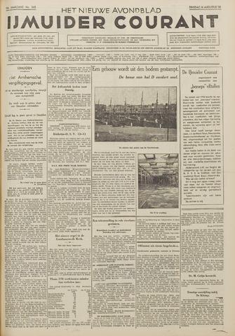 IJmuider Courant 1938-08-16