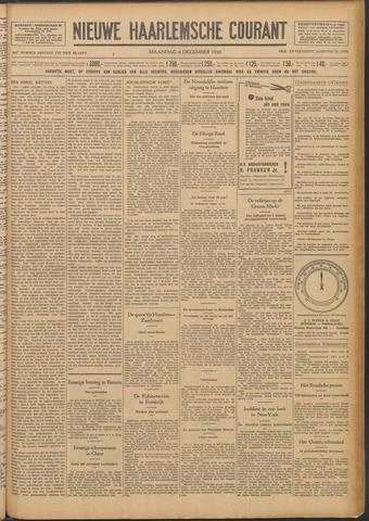 Nieuwe Haarlemsche Courant 1930-12-08