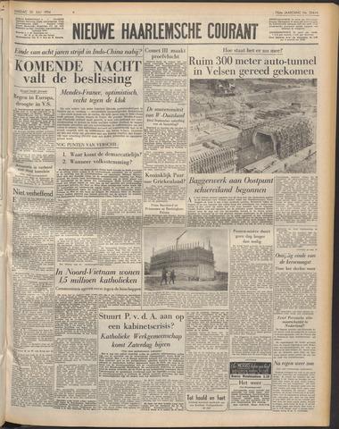 Nieuwe Haarlemsche Courant 1954-07-20