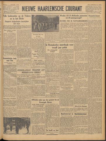 Nieuwe Haarlemsche Courant 1949-09-06