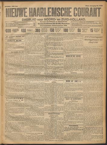 Nieuwe Haarlemsche Courant 1914-05-01