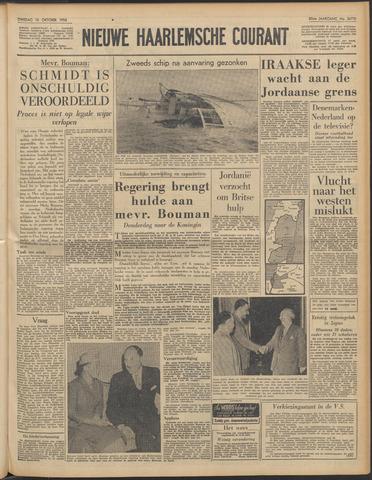Nieuwe Haarlemsche Courant 1956-10-16