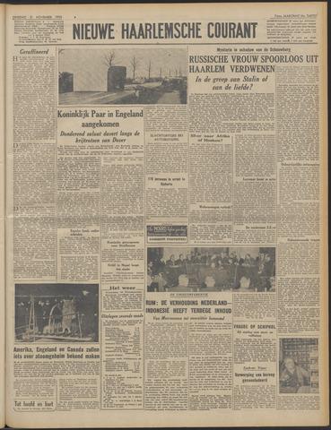 Nieuwe Haarlemsche Courant 1950-11-21