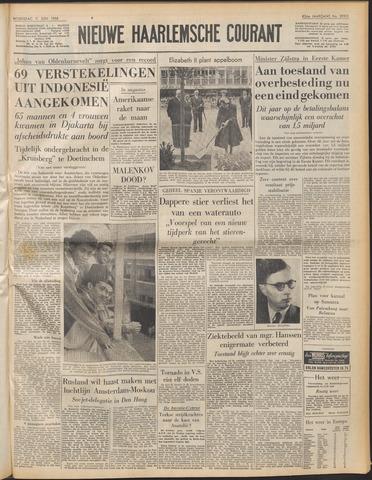 Nieuwe Haarlemsche Courant 1958-06-11