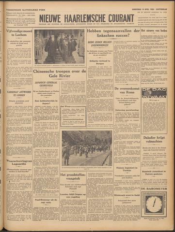 Nieuwe Haarlemsche Courant 1938-04-14