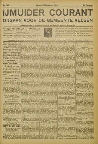 IJmuider Courant 1916-12-30