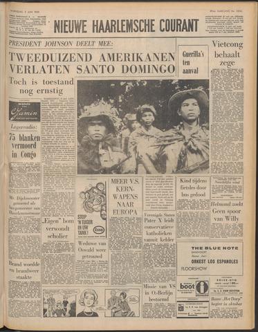 Nieuwe Haarlemsche Courant 1965-06-02
