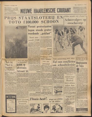Nieuwe Haarlemsche Courant 1964-10-21