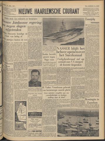 Nieuwe Haarlemsche Courant 1957-04-25