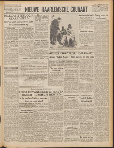 Nieuwe Haarlemsche Courant 1948-11-27