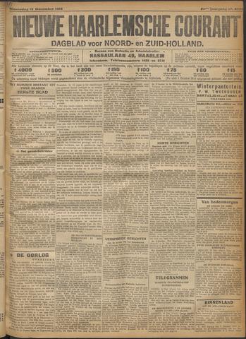 Nieuwe Haarlemsche Courant 1915-12-15